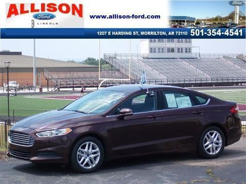 2013 Ford Fusion SE Sedan for sale in Morrilton for $18,900 with 33,352 miles.