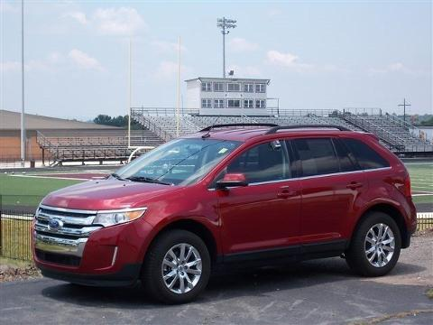 2014 Ford Edge Limited SUV for sale in Morrilton for $29,840 with 21,299 miles.