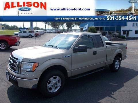 2010 Ford F150 XLT Extended Cab Pickup for sale in Morrilton for $20,940 with 31,178 miles.
