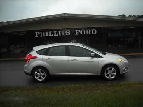 2013 Ford Focus SE Hatchback for sale in Carthage for $17,644 with 39,866 miles