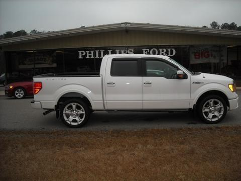 2011 Ford F150 Crew Cab Pickup for sale in Carthage for $35,227 with 4,487 miles.