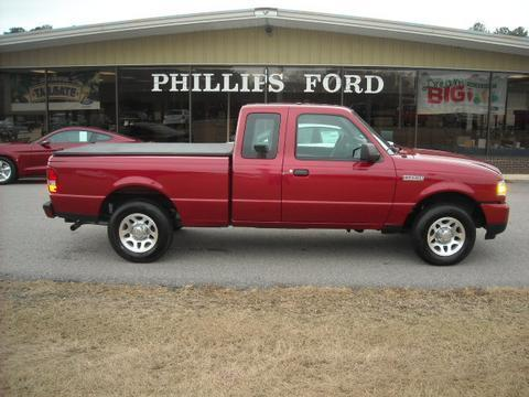 2011 Ford Ranger Extended Cab Pickup for sale in Carthage for $18,495 with 32,770 miles