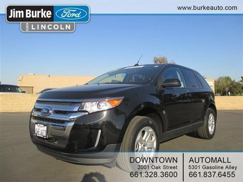 2012 Ford Edge SEL SUV for sale in Bakersfield for $21,987 with 28,344 miles.