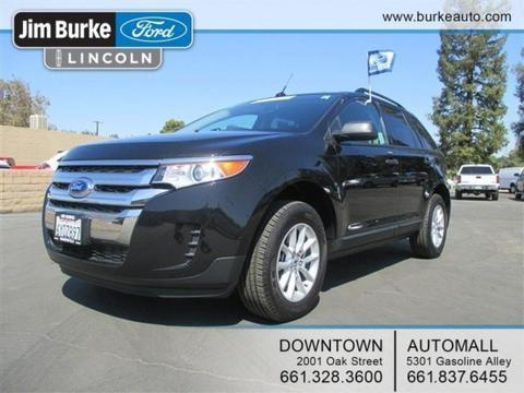 2013 Ford Edge SE SUV for sale in Bakersfield for $19,852 with 29,012 miles.