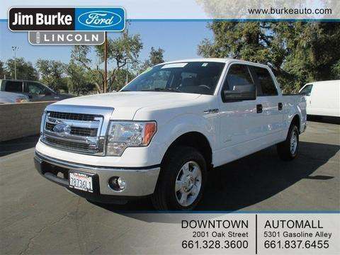 2013 Ford F150 Crew Cab Pickup for sale in Bakersfield for $29,462 with 19,989 miles.