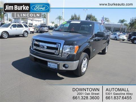 2013 Ford F150 Crew Cab Pickup for sale in Bakersfield for $29,604 with 20,241 miles.