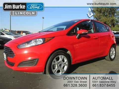 2014 Ford Fiesta SE Hatchback for sale in Bakersfield for $12,997 with 21,601 miles.