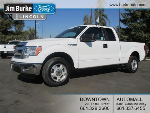 2013 Ford F150 Extended Cab Pickup for sale in Bakersfield for $23,852 with 16,482 miles.