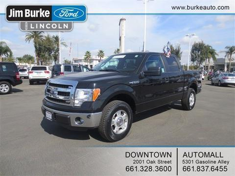 2013 Ford F150 Crew Cab Pickup for sale in Bakersfield for $26,372 with 34,825 miles.