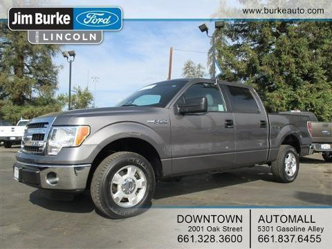 2013 Ford F150 Crew Cab Pickup for sale in Bakersfield for $26,327 with 36,074 miles.