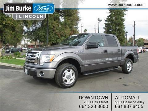 2011 Ford F150 Crew Cab Pickup for sale in Bakersfield for $26,395 with 24,979 miles.