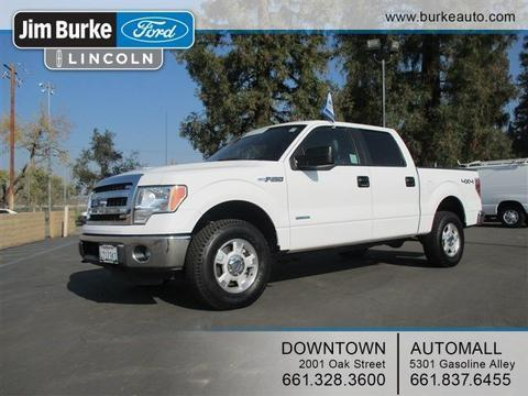 2013 Ford F150 Crew Cab Pickup for sale in Bakersfield for $35,305 with 24,517 miles.