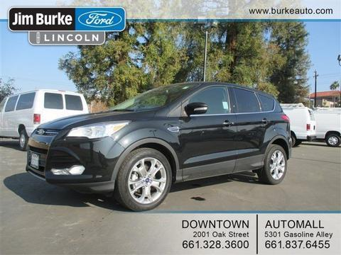 2013 Ford Escape SEL SUV for sale in Bakersfield for $20,680 with 29,494 miles.