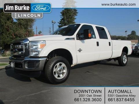 2014 Ford F350 Crew Cab Pickup for sale in Bakersfield for $46,445 with 14,121 miles.