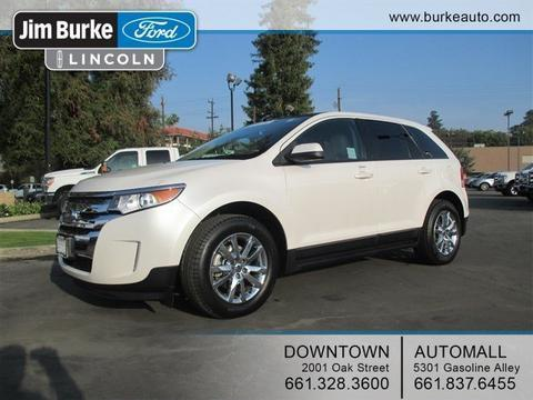 2012 Ford Edge SEL SUV for sale in Bakersfield for $24,890 with 48,926 miles.