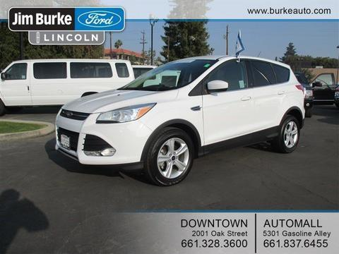 2013 Ford Escape SE SUV for sale in Bakersfield for $17,643 with 23,075 miles.