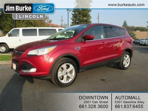 2014 Ford Escape SE SUV for sale in Bakersfield for $20,888 with 25,284 miles.