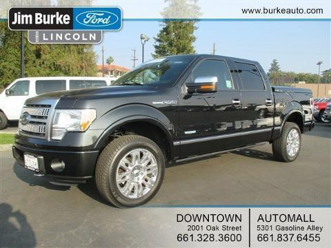 2012 Ford F150 Crew Cab Pickup for sale in Bakersfield for $33,861 with 69,131 miles.
