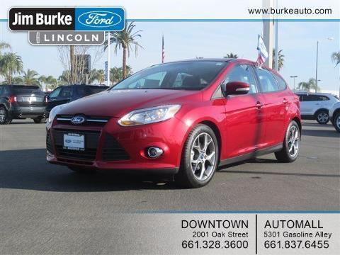 2014 Ford Focus SE Hatchback for sale in Bakersfield for $15,846 with 15,839 miles