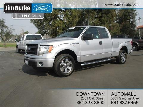 2014 Ford F150 Extended Cab Pickup for sale in Bakersfield for $27,876 with 14,714 miles.