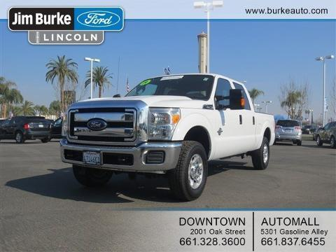 2014 Ford F250 Crew Cab Pickup for sale in Bakersfield for $42,987 with 32,421 miles