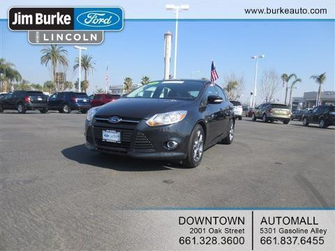 2013 Ford Focus SE Hatchback for sale in Bakersfield for $14,456 with 36,273 miles