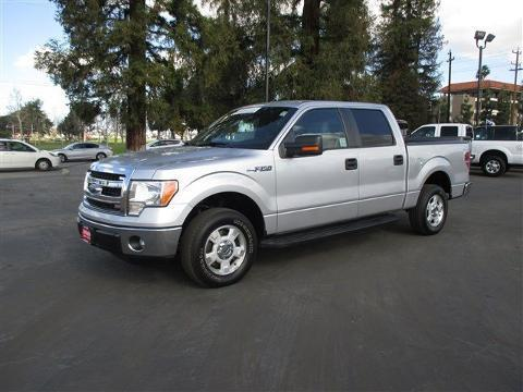 2014 Ford F150 Crew Cab Pickup for sale in Bakersfield for $27,634 with 39,502 miles