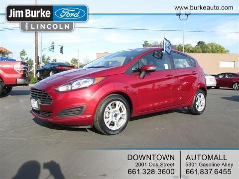 2014 Ford Fiesta SE Hatchback for sale in Bakersfield for $13,842 with 37,422 miles