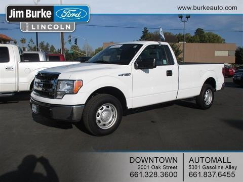2014 Ford F150 Regular Cab Pickup for sale in Bakersfield for $22,665 with 10,703 miles