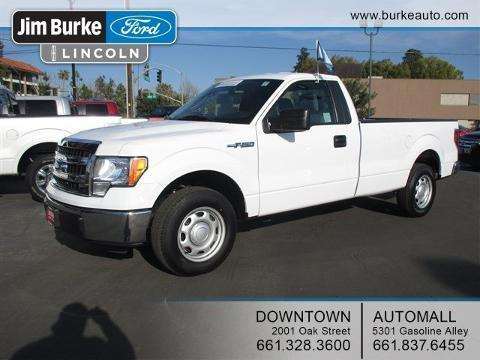 2014 Ford F150 Regular Cab Pickup for sale in Bakersfield for $22,665 with 15,270 miles