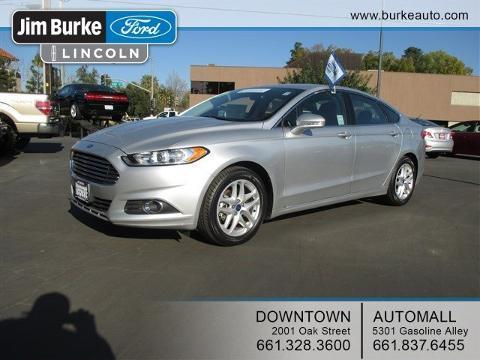2014 Ford Fusion SE Sedan for sale in Bakersfield for $21,910 with 37,277 miles