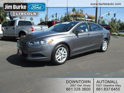 2014 Ford Fusion SE Sedan for sale in Bakersfield for $17,968 with 31,511 miles