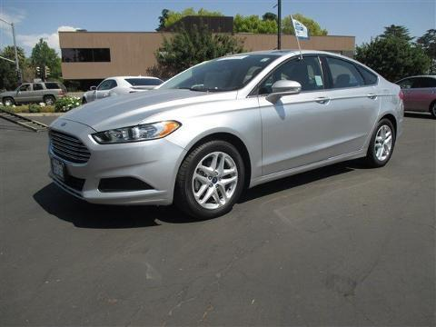 2014 Ford Fusion SE Sedan for sale in Bakersfield for $21,160 with 20,908 miles