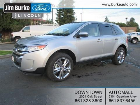 2011 Ford Edge Limited SUV for sale in Bakersfield for $24,464 with 27,205 miles.