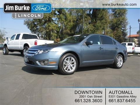 2012 Ford Fusion SEL Sedan for sale in Bakersfield for $17,682 with 39,350 miles.