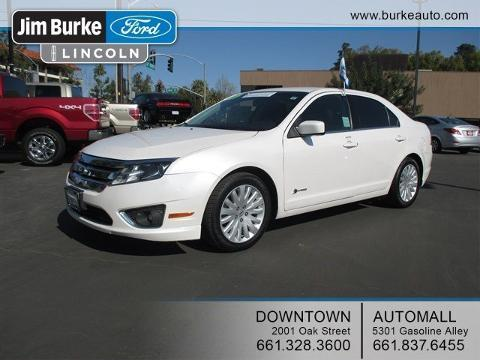 2010 Ford Fusion Hybrid Sedan for sale in Bakersfield for $14,892 with 53,778 miles