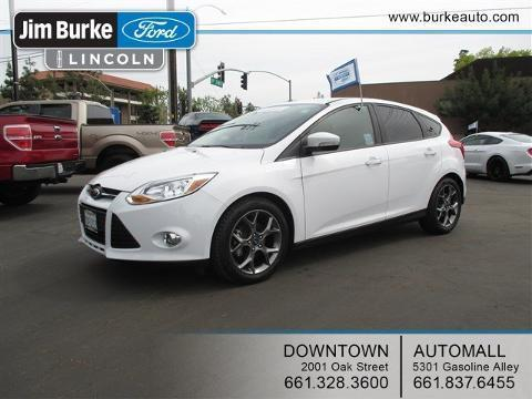 2013 Ford Focus SE Hatchback for sale in Bakersfield for $17,500 with 23,670 miles