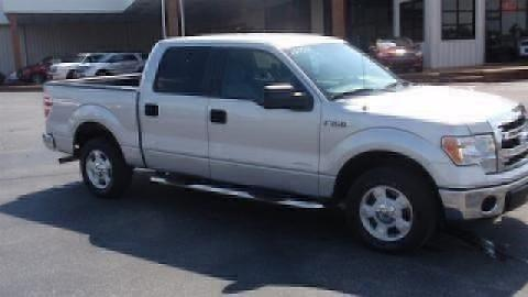 2013 Ford F150 Crew Cab Pickup for sale in Columbia for $29,888 with 25,319 miles.