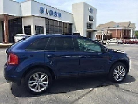 2012 Ford Edge SEL SUV for sale in Columbia for $29,288 with 23,324 miles.