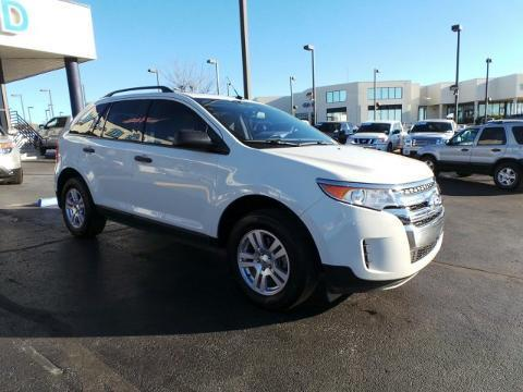 2011 Ford Edge SE SUV for sale in Tulsa for $19,945 with 62,146 miles.