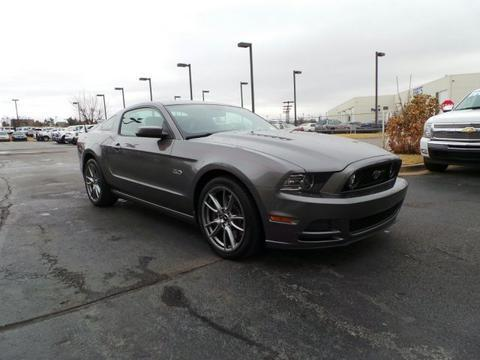 2014 Ford Mustang GT Premium Coupe for sale in Tulsa for $29,988 with 4,617 miles.