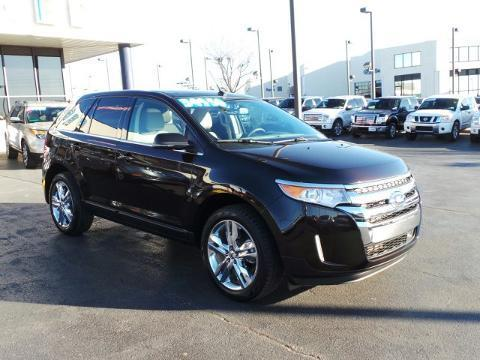 2014 Ford Edge Limited SUV for sale in Tulsa for $34,950 with 9,050 miles.