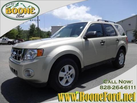 2011 Ford Escape XLT SUV for sale in Boone for $19,988 with 38,753 miles.
