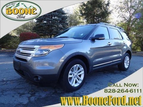 2012 Ford Explorer XLT SUV for sale in Boone for $29,900 with 41,327 miles.