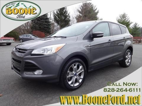2013 Ford Escape SEL SUV for sale in Boone for $23,988 with 37,413 miles.