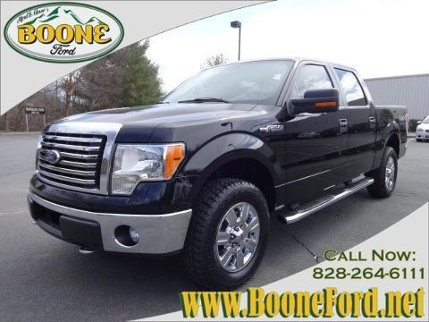 2011 Ford F150 XLT Crew Cab Pickup for sale in Boone for $32,488 with 42,722 miles