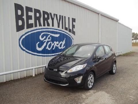 2011 Ford Fiesta SES Hatchback for sale in Berryville for $12,753 with 28,645 miles.