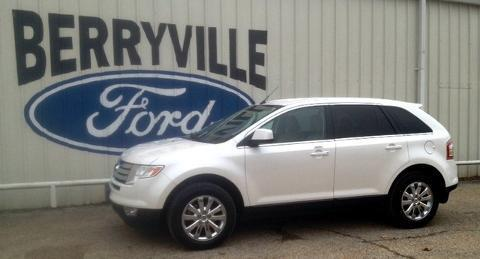 2010 Ford Edge Limited SUV for sale in Berryville for $18,970 with 64,595 miles.