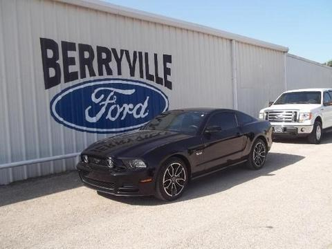 2013 Ford Mustang GT Coupe for sale in Berryville for $25,863 with 28,235 miles.
