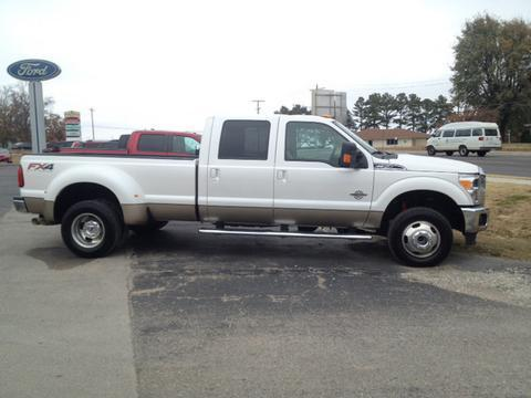 2013 Ford F350 Lariat Crew Cab Pickup for sale in Berryville for $49,558 with 36,263 miles.